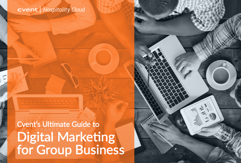 Cvent Digital Marketing for Group Business